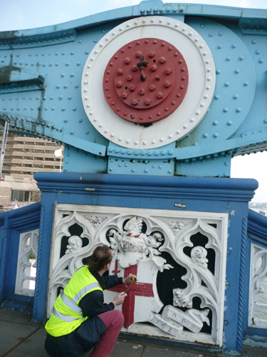 Tower Bridge - Sampling