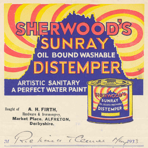Sherwood's Distemper