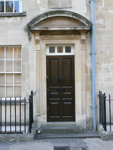 Some Thoughts On Front Doors Part 1 Patrick Baty Historical