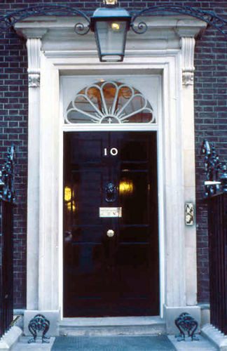 Patrick Baty has worked on various projects at 10 Downing Street