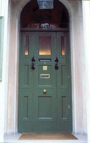 Soane Museum Door