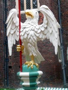 Silver Falcon of Plantagenets