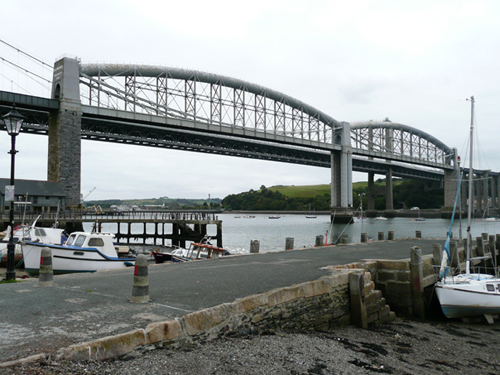 View from Saltash