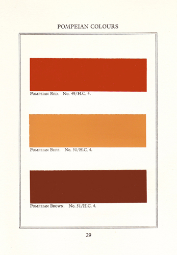 Thomas Parson's Tint Book of Historical Colours