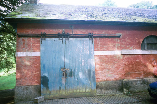 Penrice Estate Doors
