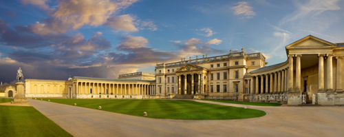 Stowe House - North Front