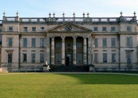 Stowe House - Patrick Baty carried out extensive analysis of the paint in the State rooms