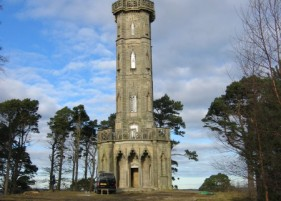 Brizlee Tower, Alnwick