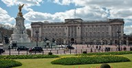 Patrick Baty has worked at Buckingham Palace