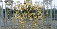 Hampton Court Palace_Tijou Screen
