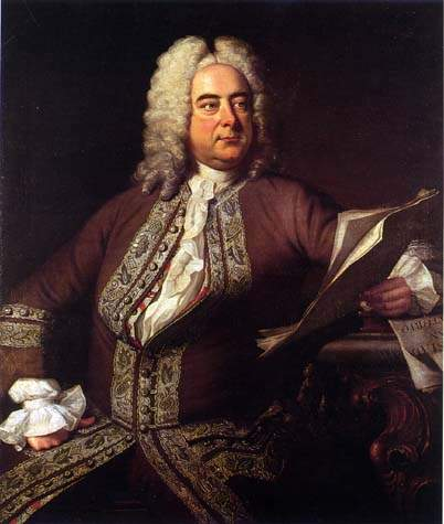 Patrick Baty carried out an analysis of the paint in the house once occupied by George Frideric Handel in London