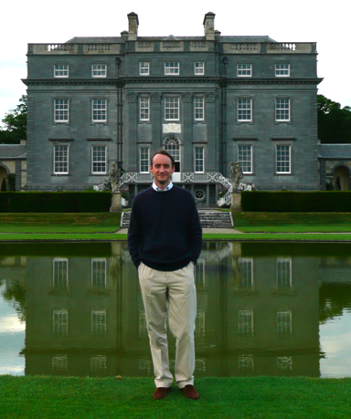 Patrick Baty worked for many years on paint and colour-related matters at Castletown Cox