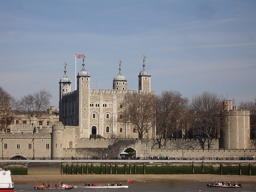 Patrick Baty has carried out a variety of colour and paint-related tasks at the Tower of London