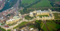 Patrick Baty has carried out various projects at Windsor Castle, both before and after the fire