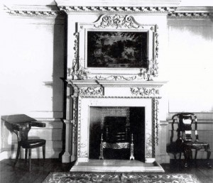 58 Artillery Lane Panelled Room