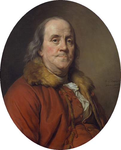 Patrick Baty carried out the analysis of the Benjamin Franklin House