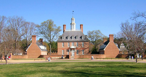 Patrick has been consulted on the Governor's Palace; Peyton Randolph House, St George Tucker House and the Wythe House
