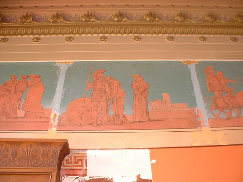 Holmwood House - Dining Room Frieze