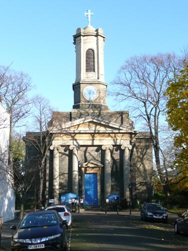 St Peter's, Hammersmith