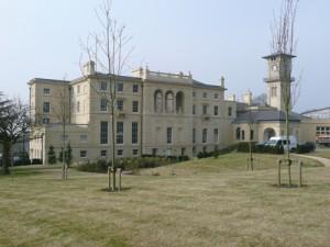 Bentley Priory - Front
