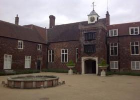 Fulham Palace - Courtyard