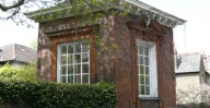 Patrick Baty had carried out paint analysis of the ceiling of this 17th century building