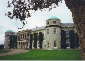 Patrick was commissioned to carry out the paint analysis of the Tapestry Drawing Room and Large Library