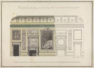 Headfort Drawing 1771