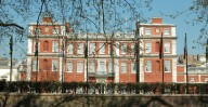 Patrick Baty has carried out several paint analytical projects in Marlborough House