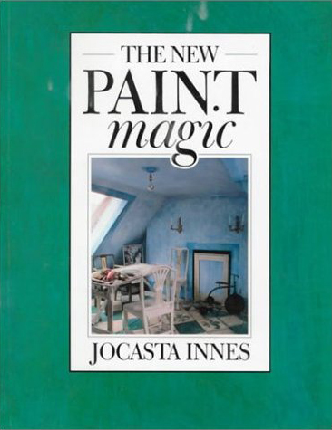 Patrick Baty assisted Jocasta Innes with her Paint Magic. Perhaps the best known of the books on 'Paint Effects'.