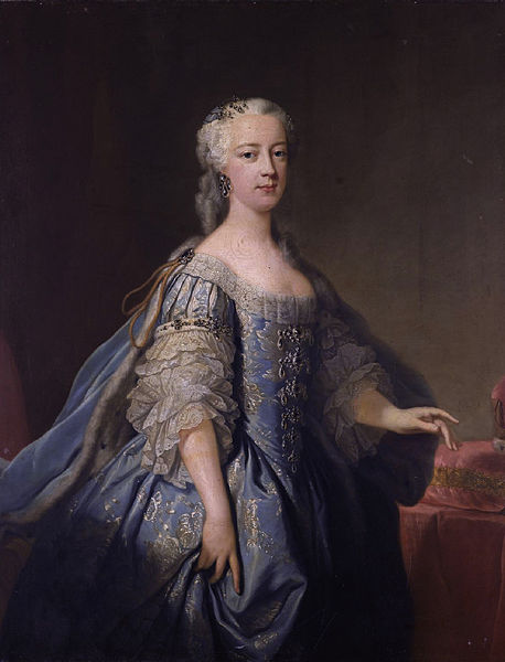 Princess Amelia of Great Britain (1711-1786)