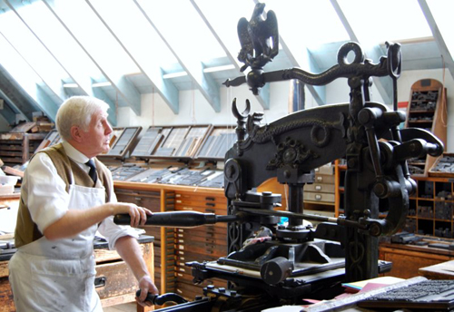 Robert Smails Printing Works - Innerleithen