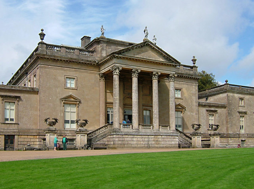 Patrick Baty carried out spectrophotometric work at Stourhead