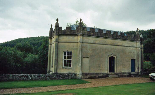 Banqueting House: Wardour Old Castle | Patrick Baty