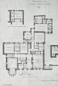 Holmwood House - Plan