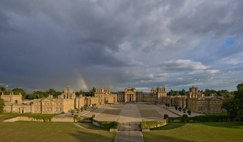 Blenheim Palace © Pete Seaward Photography