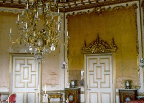 Raby Castle Octagon Room