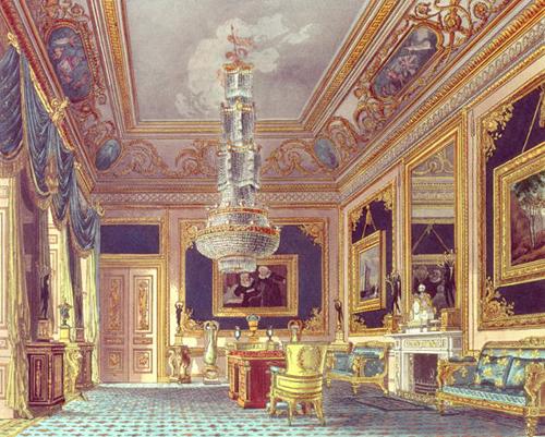 Blue Velvet Room. Carlton House ...