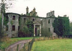 Barnbarroch Ruins