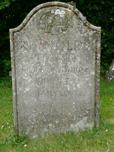 Reynolds Stone's Grave