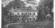 Old Rectory, Litton Cheney - Reynolds Stone