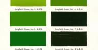 Thomas Parsons' Longfield Greens