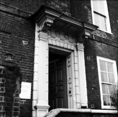 Doorcase 1974 - Hertfordshire County Council