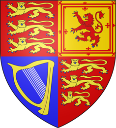 Royal Arms 1837+