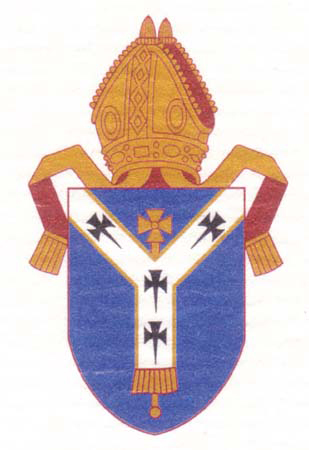 The Arms of the Archdiocese of Canterbury