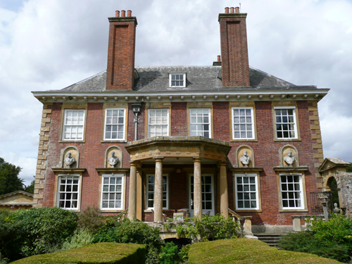 Honington Hall - South Front
