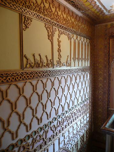 Khadambi Asalache House - Stairs
