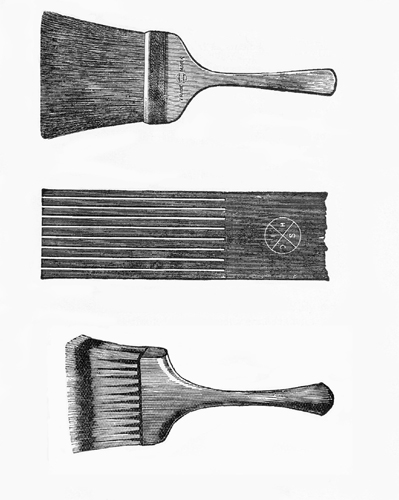 Graining Tools