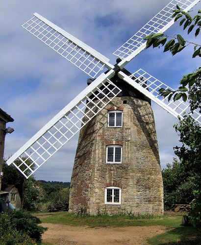 Wheatley Windmill - copyright Wheatley Windmill Restoration Society