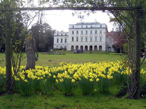 Shotover House - copyright www.gardenvisit.com